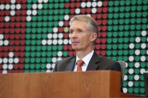 Vizepräsident Gerhard Papke